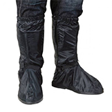Motorcycle Over Boots