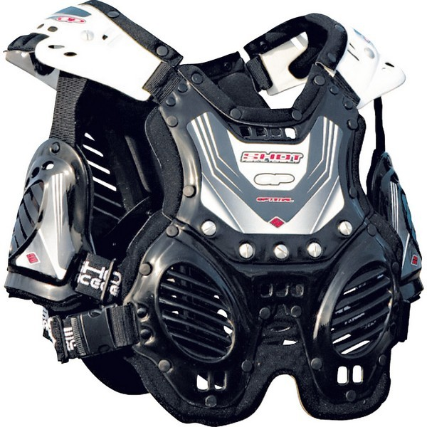 Shot 12 Optimal Chest Protector