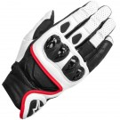 Alpinestars Celer Glove - White/Red/Black