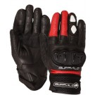 Buffalo Ostro Glove - Black / Red