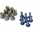 Screen Screw - Blue