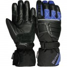 Weise Grid W/P Glove  - Black / Blue