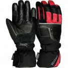 Weise Grid W/P Glove  - Black / Red