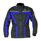 Oxford Products Spartan Long Waterproof Jacket - Blue