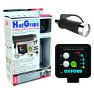 Oxford Hot Grips Premium Cruiser with V8 switch
