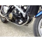 Yamaha V-MAX up to 2007 | R&G Crash Protectors | Classic Style | CP0104BL (BLACK)