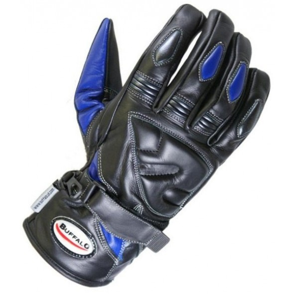 Buffalo Blade Glove - Black / Blue