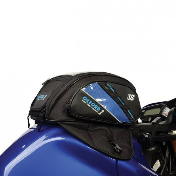 Oxford 1st Time Magnetic Tank Bag