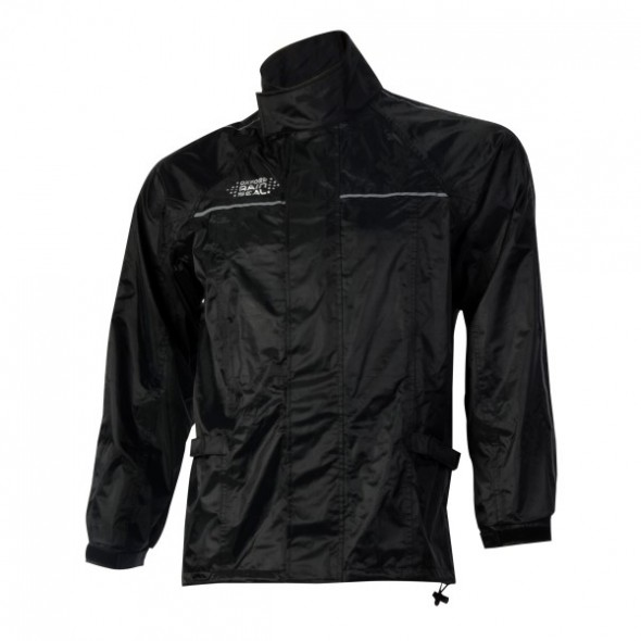 Oxford Products Rain Seal All Weather Over Jacket - Black