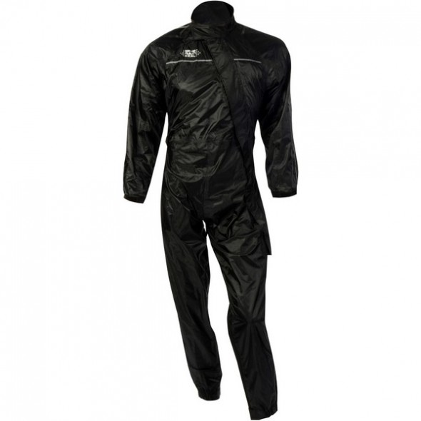 Oxford Products Rain Seal All Weather Over Suit - Black