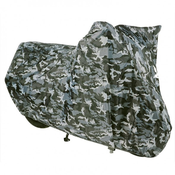 Oxford Aquatex Camo Bike Cover (Medium)