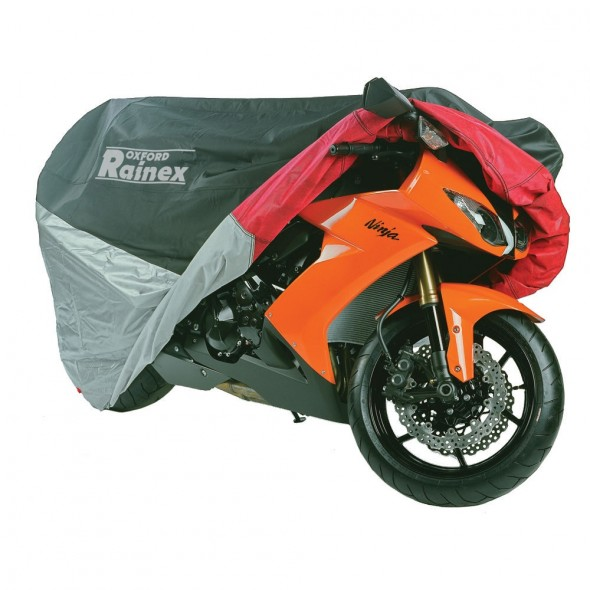 Oxford Rainex Medium Bike / Motorcycle Cover