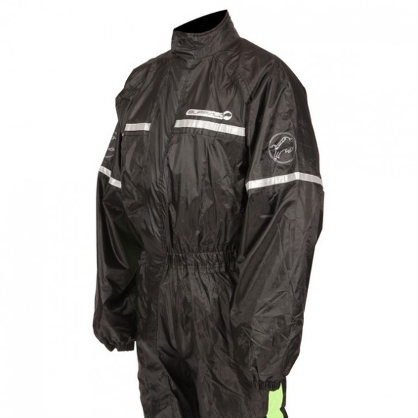 Buffalo Rain Suit - Black