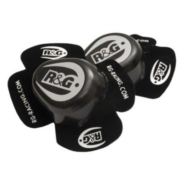 R&G Aero Knee Sliders AKS0001WH