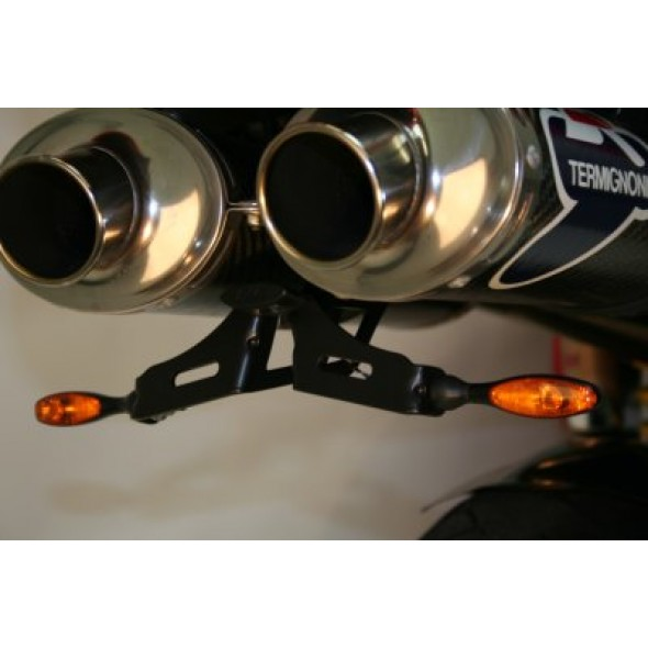 Ducati 748/916/996 & 998 (with R&G LEG Micro Indicators included)   R&G Tail Tidy  LP0035BK (Black)