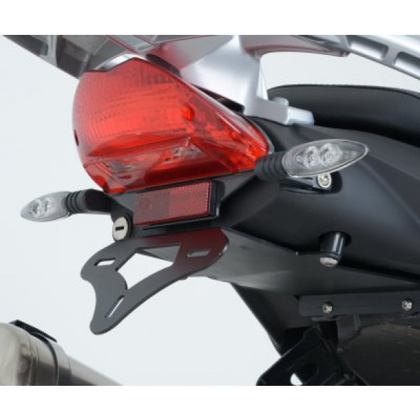 BMW F800GT (Without Luggage Rack) | R&G Tail Tidy| LP0144BK (Black)