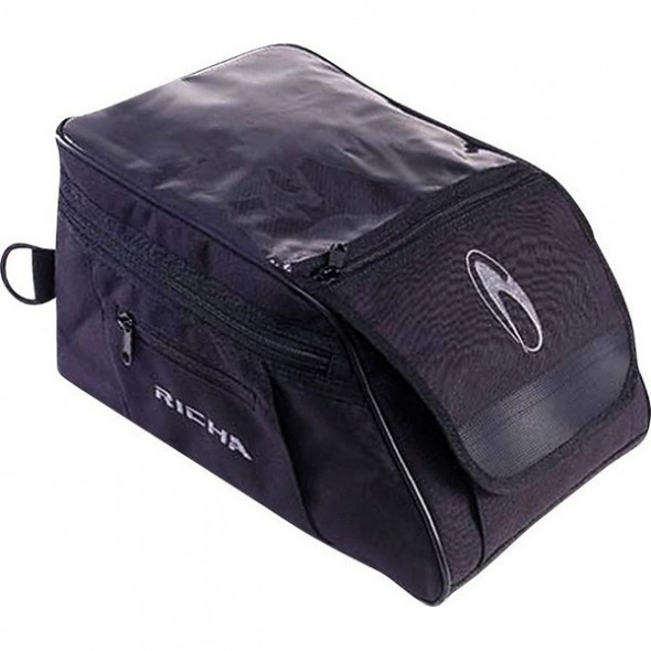 Richa TS011 Magnetic Tank Bag - Black