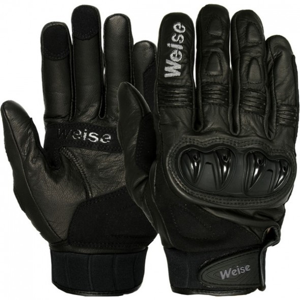 Weise Streetfight Glove  - Black