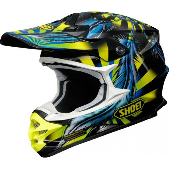Shoei VFX-W Grant 2 TC3