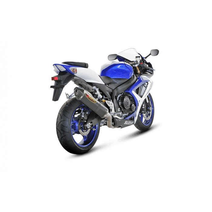 akrapovic evolution line suzuki gsx r 750 06 carbon. Black Bedroom Furniture Sets. Home Design Ideas