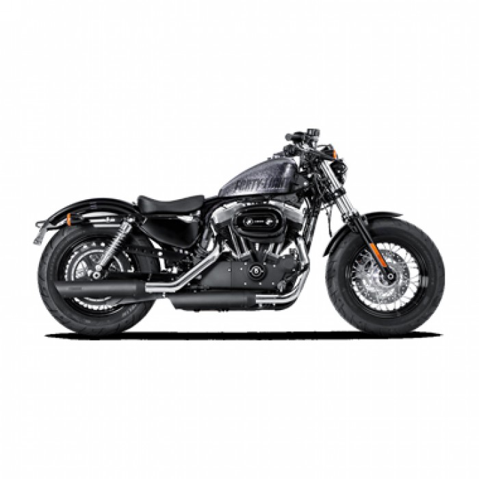 akrapovic slip on line set black harley davidson. Black Bedroom Furniture Sets. Home Design Ideas