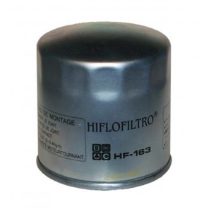 HIFLO HF163 WHITE ZINC OIL FILTER
