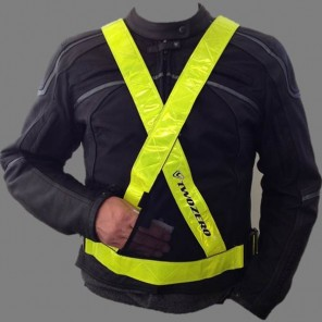 TwoZero X-Belt Fluo.Yellow