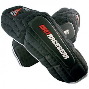 Shot 12 Optimal Elbow Guard Black