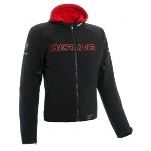 Bering Jaap Jacket Black/Red
