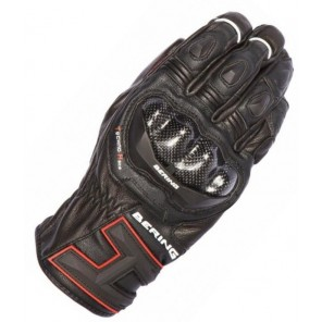 Bering Syrio Glove Black/Red T