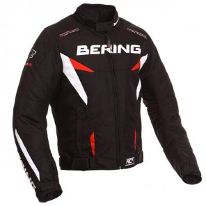 Bering Fizio Jacket Black/Red