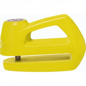 Abus Element 285 Yellow Disc Lock 5mm