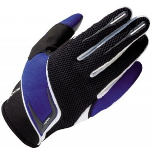 Exid 09 Gloves - Blue
