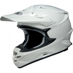 Shoei VFX-W Plain White