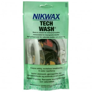 Nikwax Tech Wash Pouch 100ml 12 Pack