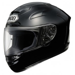 Shoei X-Spirit 2 Plain Black