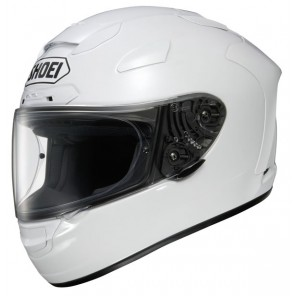 Shoei X-Spirit 2 Plain White