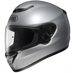 Shoei Qwest Plain Light Silver
