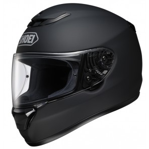 Shoei Qwest Plain Matt Black