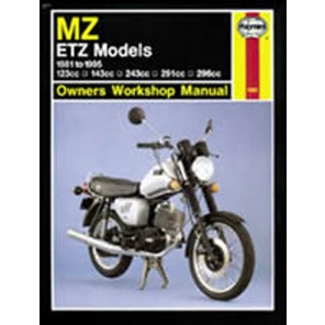 HAYNES 1680 MZ/ETZ MANUAL