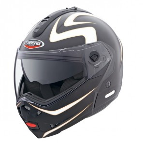 Caberg Konda Graphic Helmet - Black/Multi
