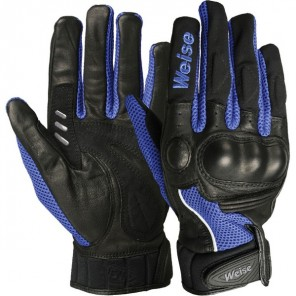 Weise Airflow Plus Glove  - Black / Blue