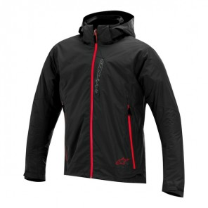 Alpinestars Scion 2L Waterproof Jacket - Black/Red