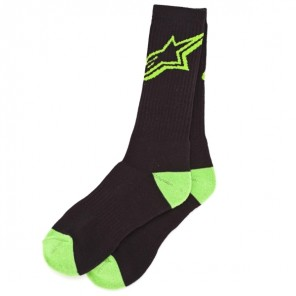 Alpinestars Trainer Socks - Black