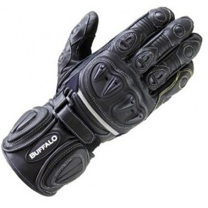 Buffalo Bay Glove - Black