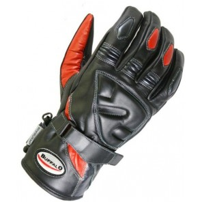 Buffalo Blade Glove - Black / Red