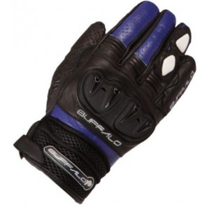 Buffalo Ostro Glove - Black / Blue