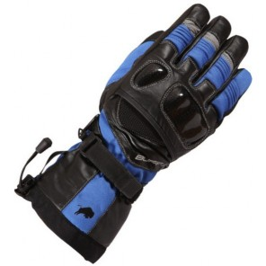 Buffalo Yukon Glove - Black / Blue