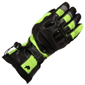 Buffalo Yukon Glove - Black / Green