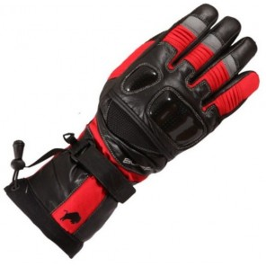 Buffalo Yukon Glove - Black / Red